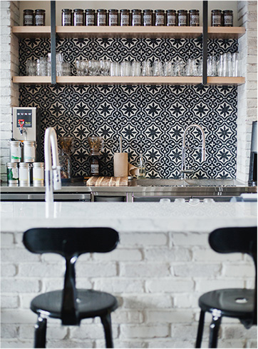 DISTILLED BEAUTY BAR & COFFEE HOUSE